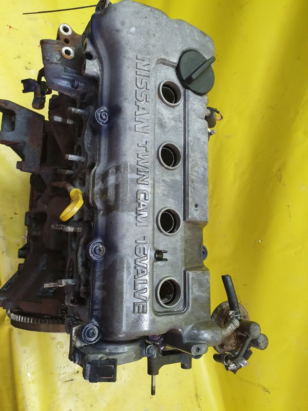 Двигатель Nissan Primera P10 GA16 1996