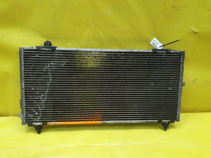 Радиатор кондиционера Toyota Corolla Ii EL51 5EFE 1995