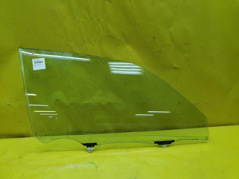 Стекло двери Toyota Corolla Ii EL51 5EFE 1995 переднее правое