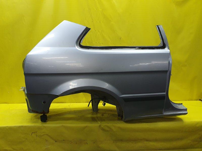 Крыло Toyota Corolla Ii EL51 5EFE 1995 заднее правое