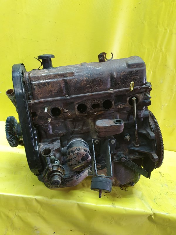 Двигатель Ford Taunus BP 1982