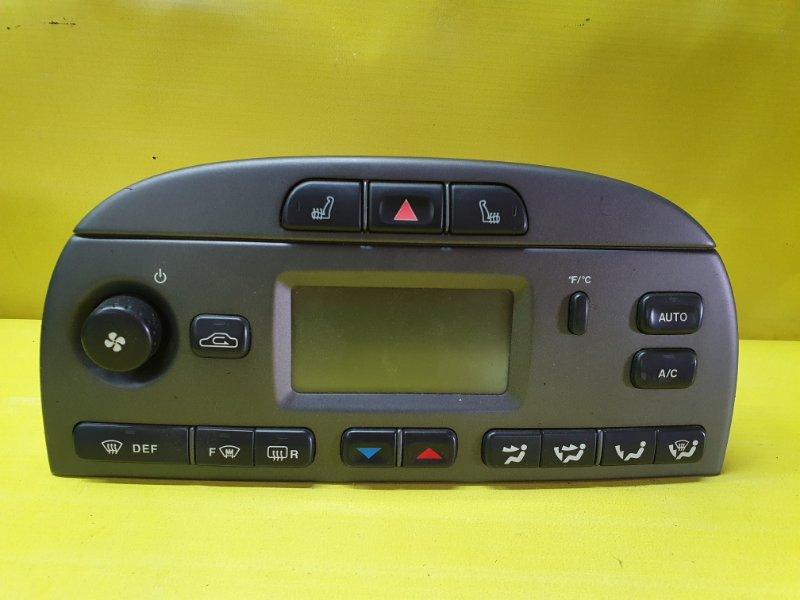 Блок управления климат-контролем Jaguar X-Type XB 2006