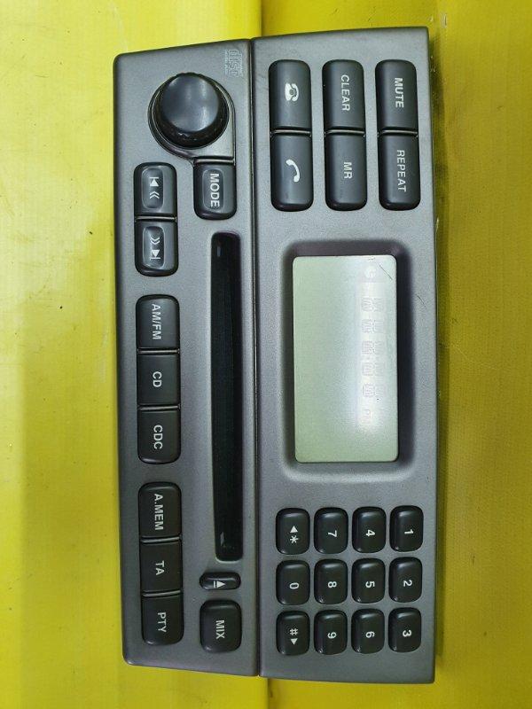 Магнитофон Jaguar X-Type XB 2006