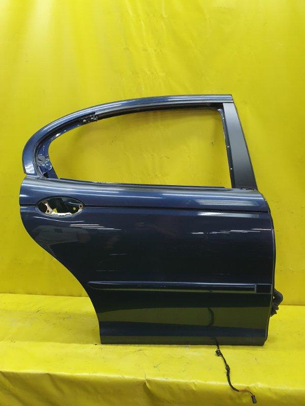 Дверь Jaguar X-Type XB 2006 задняя правая