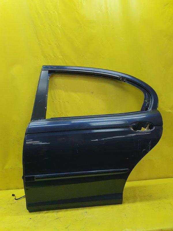 Дверь Jaguar X-Type XB 2006 задняя левая