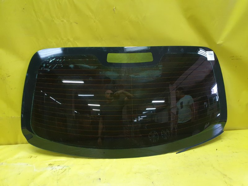 Стекло Jaguar X-Type XB 2006 заднее