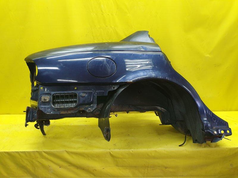 Крыло Jaguar X-Type XB 2006 заднее правое