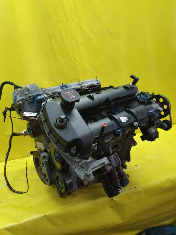 Двигатель Jaguar X-Type XB 2006