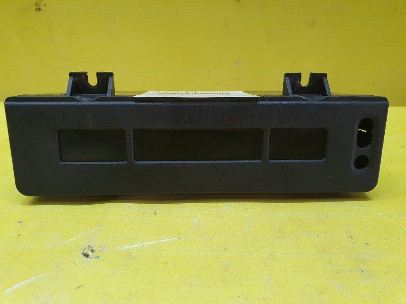 Бортовой компьютер Opel Astra X16SZ 1994