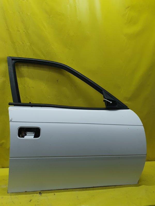 Дверь Opel Astra X16SZ 1994 передняя правая