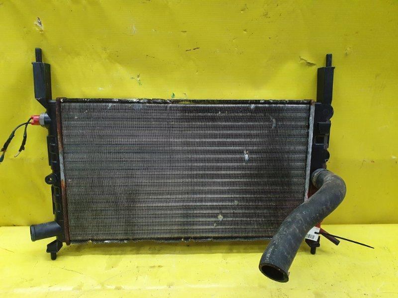 Радиатор основной Opel Astra X16SZ 1994