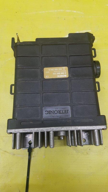 Блок управления efi Audi 90 B3 XAAR 1990