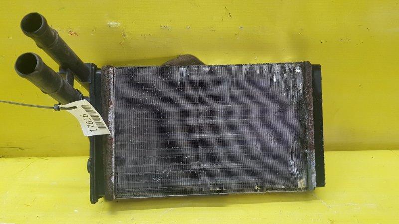 Радиатор печки Audi 90 B3 XAAR 1990