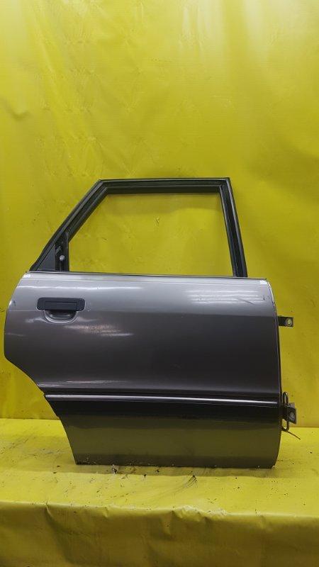 Дверь Audi 90 B3 XAAR 1990 задняя правая