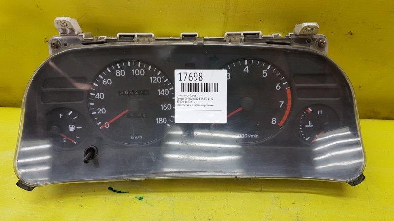 Панель приборов Toyota Corolla AE104 4A-FE 1992