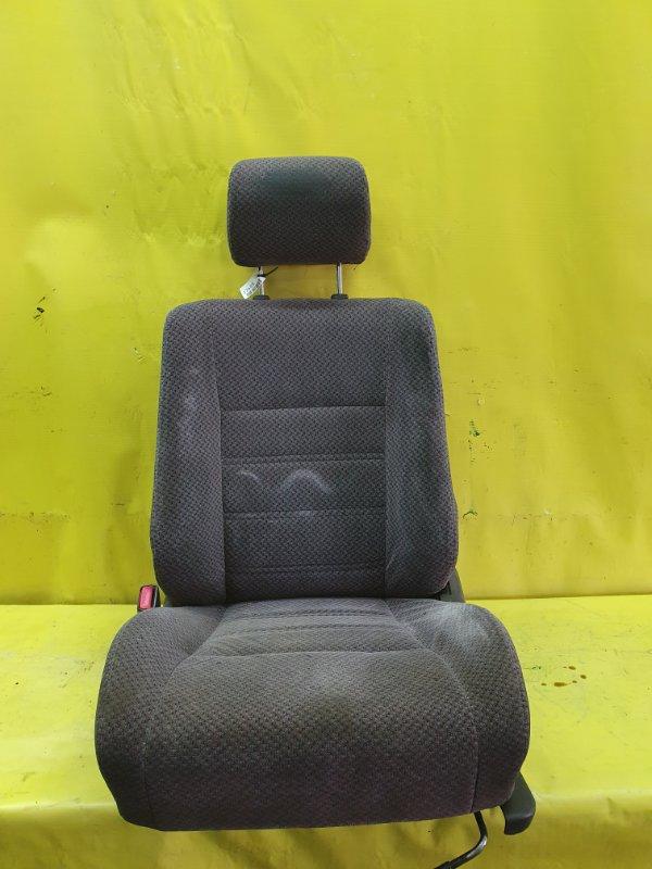 Сидение Toyota Corolla AE104 4A-FE 1992 переднее левое