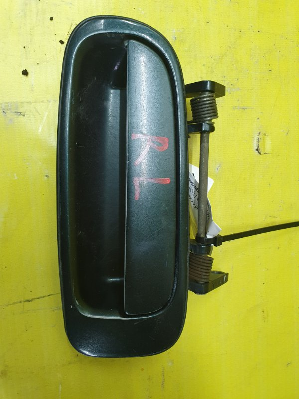 Ручка двери внешняя Toyota Windom VCV11 4VZ-FE 1995 задняя левая