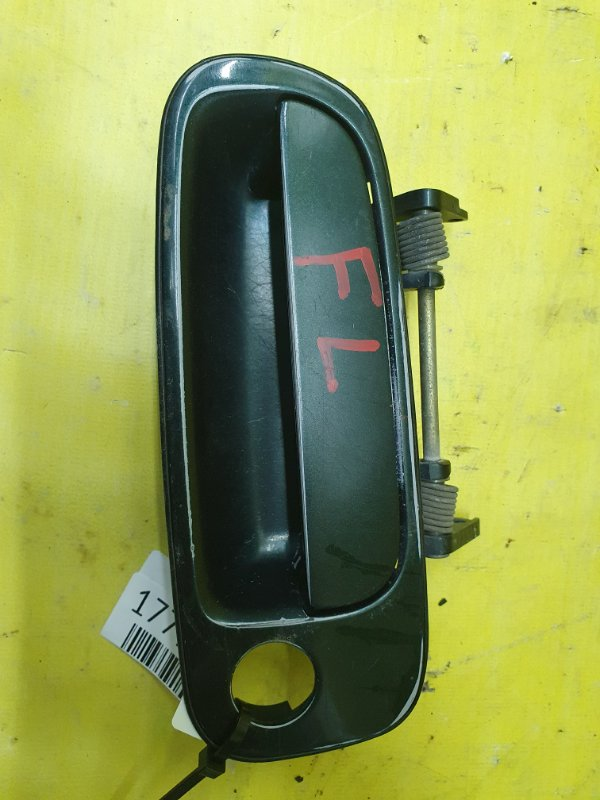 Ручка двери внешняя Toyota Windom VCV11 4VZ-FE 1995 передняя левая
