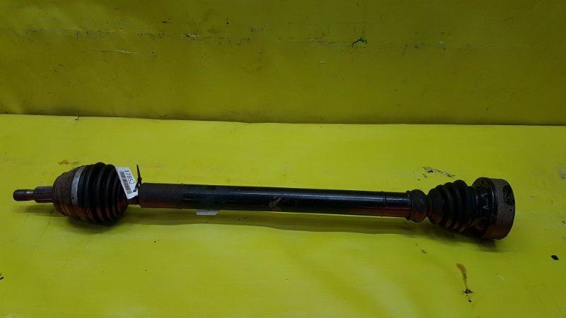 Привод Skoda Octavia 1U2 ALH 2004 передний правый