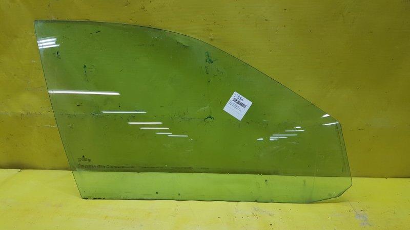 Стекло двери Skoda Octavia 1U2 ALH 2004 переднее правое