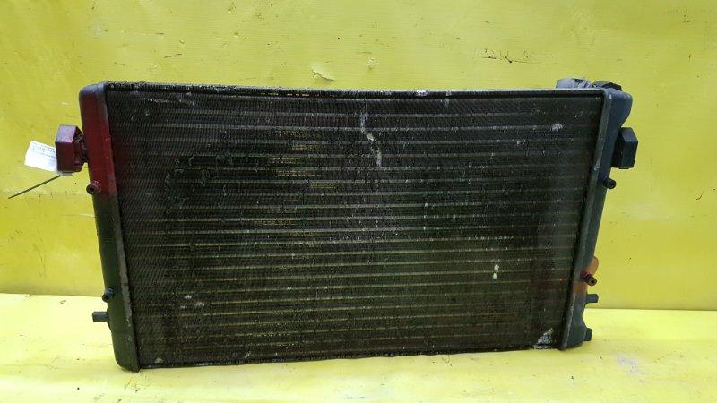 Радиатор основной Skoda Octavia 1U2 ALH 2004