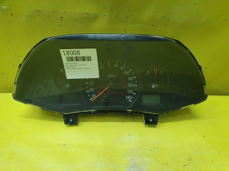 Панель приборов Ford Focus 1 SPLIT-PORT 2003