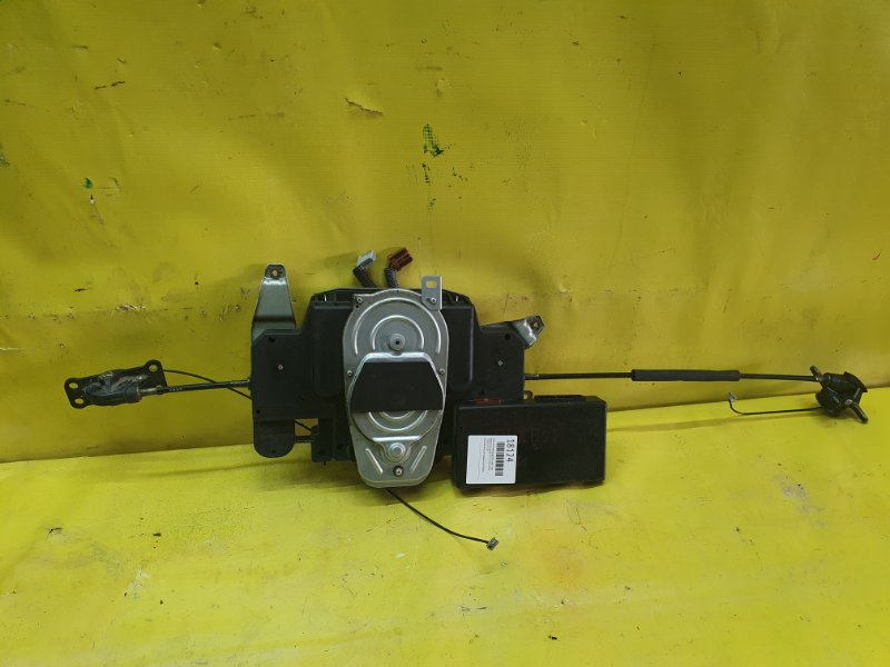 Электропривод двери Honda Stepwgn RF3 K20A 2004 задний левый
