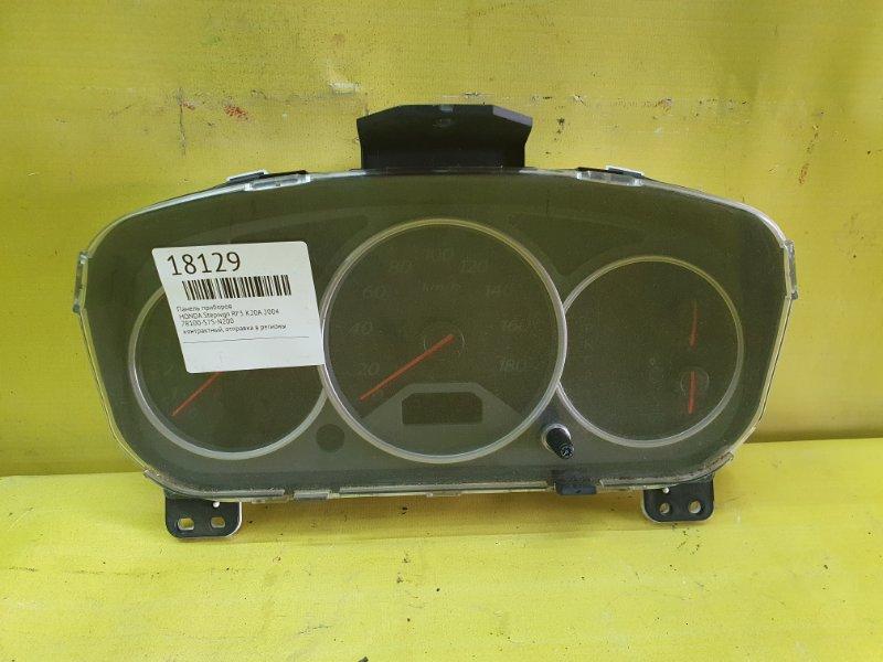 Панель приборов Honda Stepwgn RF3 K20A 2004