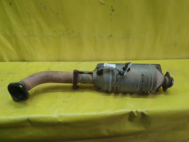 Выхлопная труба Honda Stepwgn RF3 K20A 2004