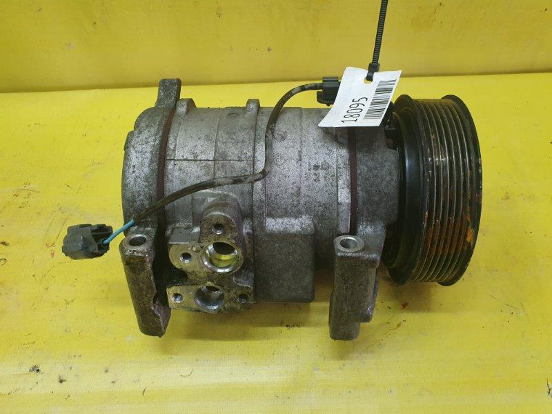 Компрессор кондиционера Honda Stepwgn RF3 K20A 2004