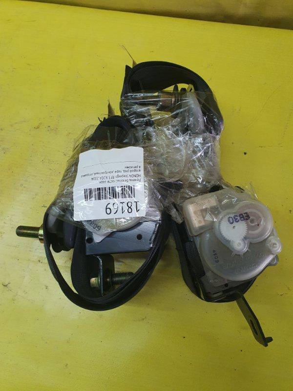 Ремень безопасности Honda Stepwgn RF3 K20A 2004 задний