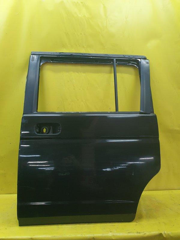 Дверь Honda Stepwgn RF3 K20A 2004 задняя левая
