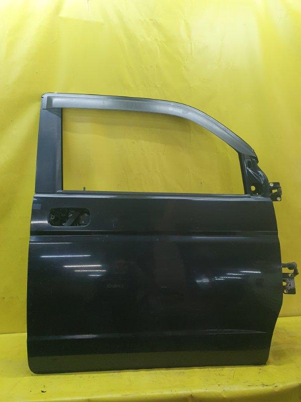 Дверь Honda Stepwgn RF3 K20A 2004 передняя правая
