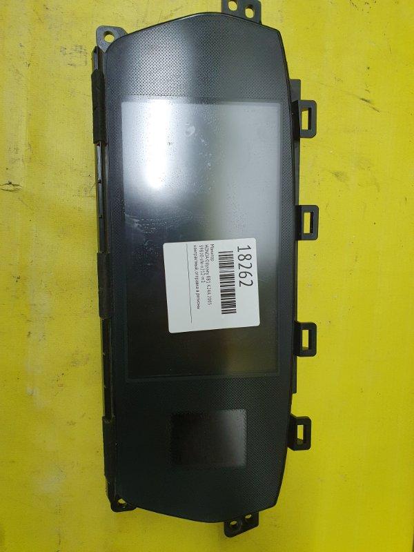 Монитор Honda Odyssey RB1 K24A 2005