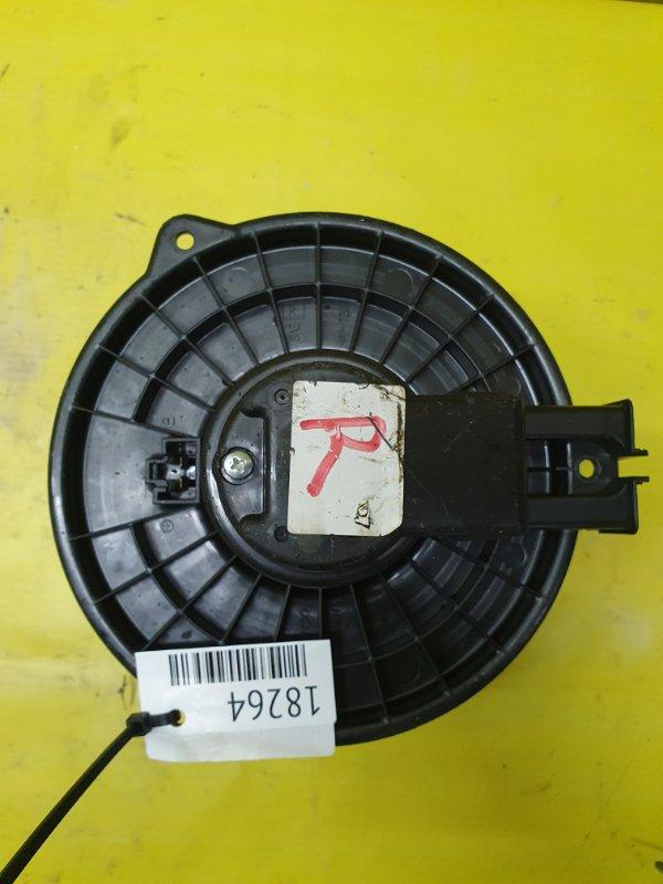 Мотор печки Honda Odyssey RB1 K24A 2005 задний