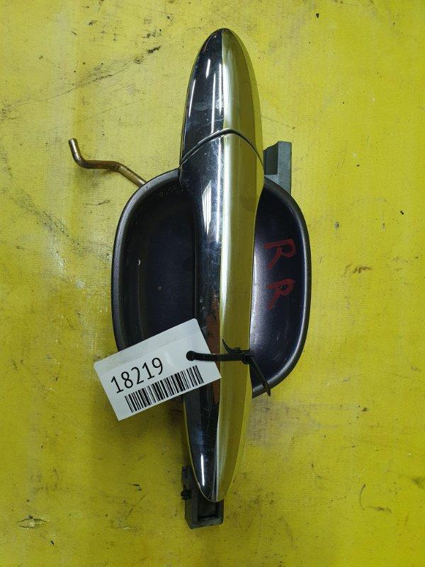 Ручка двери внешняя Honda Odyssey RB1 K24A 2005 задняя правая