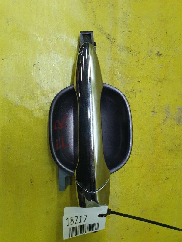 Ручка двери внешняя Honda Odyssey RB1 K24A 2005 передняя правая