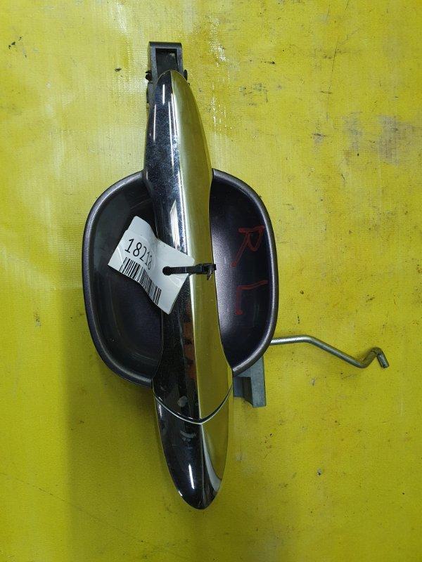 Ручка двери внешняя Honda Odyssey RB1 K24A 2005 задняя левая