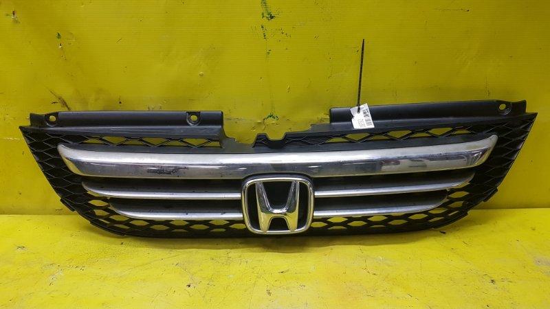 Решетка радиатора Honda Odyssey RB1 K24A 2005