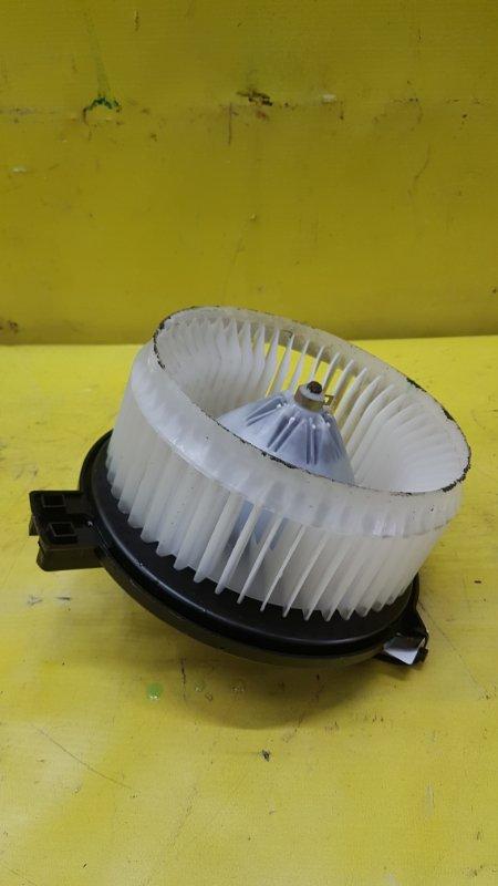 Мотор печки Honda Odyssey RB1 K24A 2005 передний