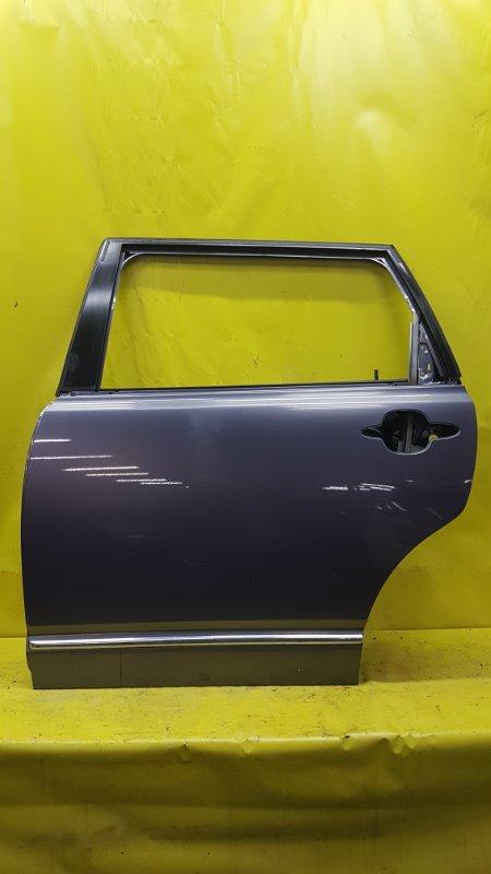 Дверь Honda Odyssey RB1 K24A 2005 задняя левая