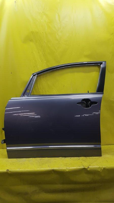 Дверь Honda Odyssey RB1 K24A 2005 передняя левая
