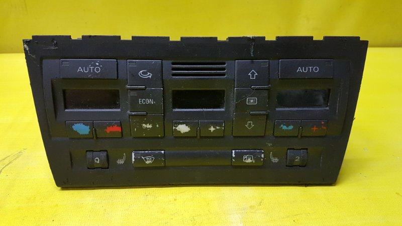 Блок управления климат-контролем Audi A4 8E AMB 2003