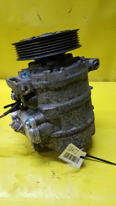 Компрессор кондиционера Audi A4 8E5880742A AMB 2003