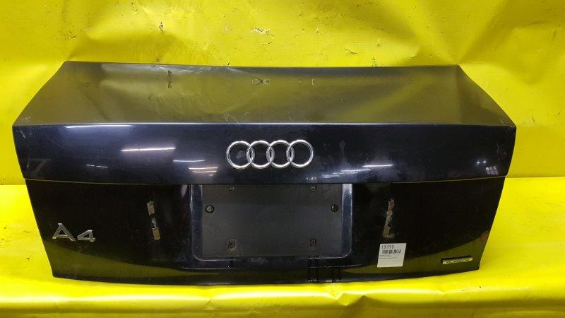 Крышка багажника Audi A4 8E AMB 2003