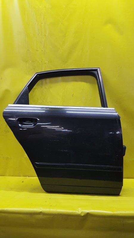 Дверь Audi A4 8E AMB 2003 задняя правая
