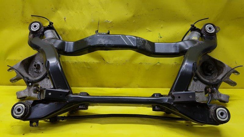 Балка подвески Audi A4 058253033E AMB 2003 задняя