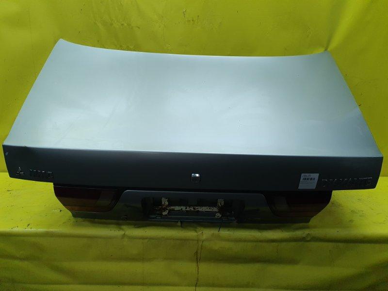 Крышка багажника Mitsubishi Diamante F13A 6G73 1990