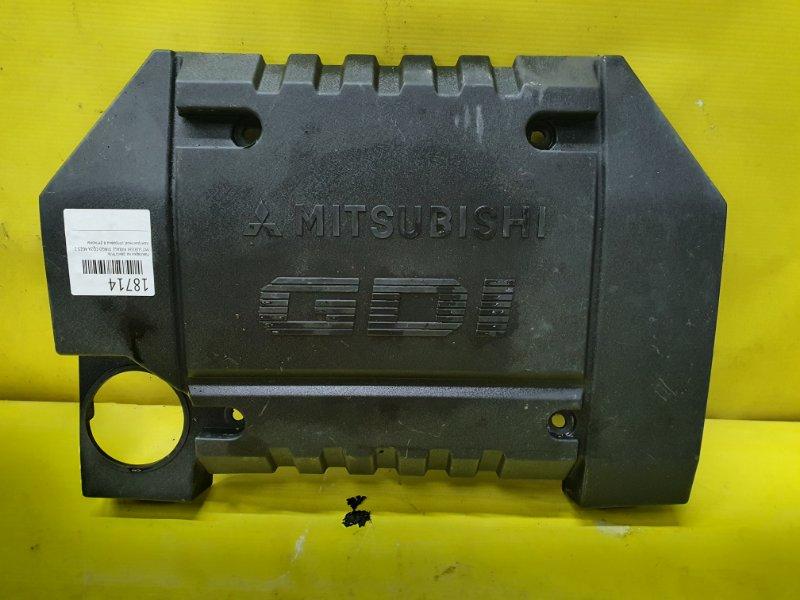 Накладка на двигатель Mitsubishi Mirage Dingo CQ2A 4G15 2001