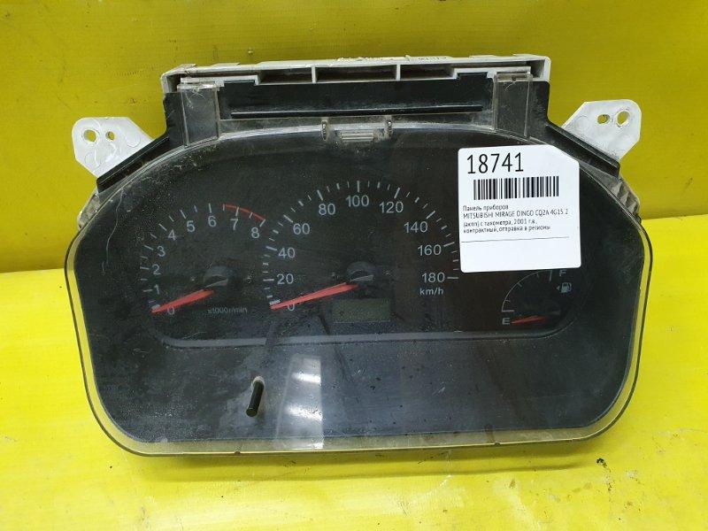 Панель приборов Mitsubishi Mirage Dingo CQ2A 4G15 2001